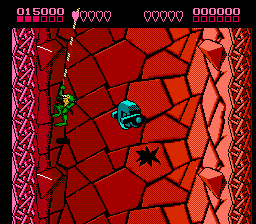 Battletoads - Level  -  - User Screenshot